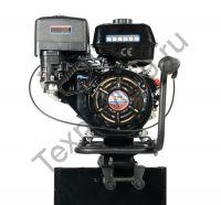 Мотор болотоход Бурлак BLF-15E ( 15,0 л.с) электростартер
