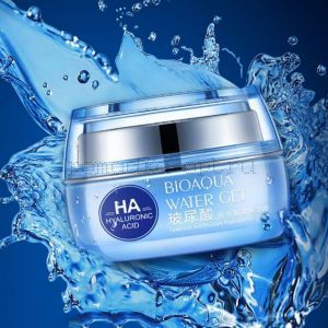 BioAqua HA Water Get Moisture Replenishment Cream Гиалуроновый крем для лица 50 г
