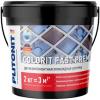 Затирка для Швов 2-х комп. Plitonit Colorit Fast Premium 2кг Эпоксидная для Проведения Внутренних и Наружных Облицовочных Работ / Плитонит