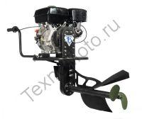 Мотор болотоход Бурлак BLF-18 ( 18,5 л.с)