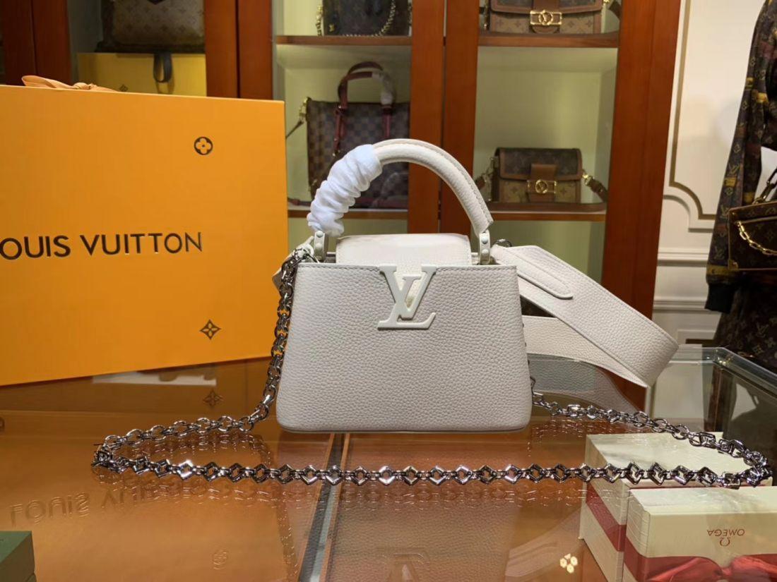 Louis Vuitton Cappucines 21 cm