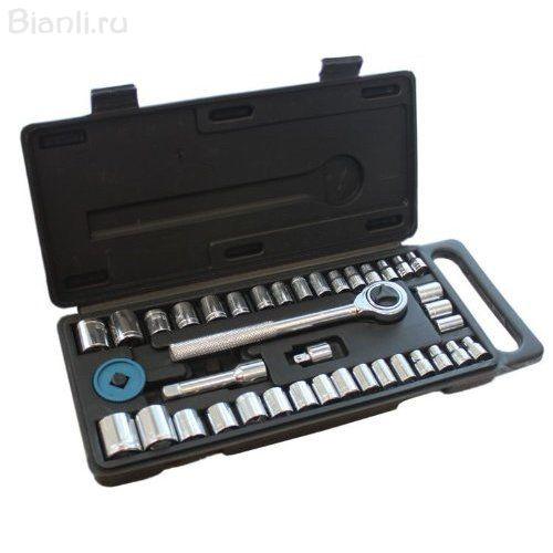 Набор инструментов Zhongxin Tools 40