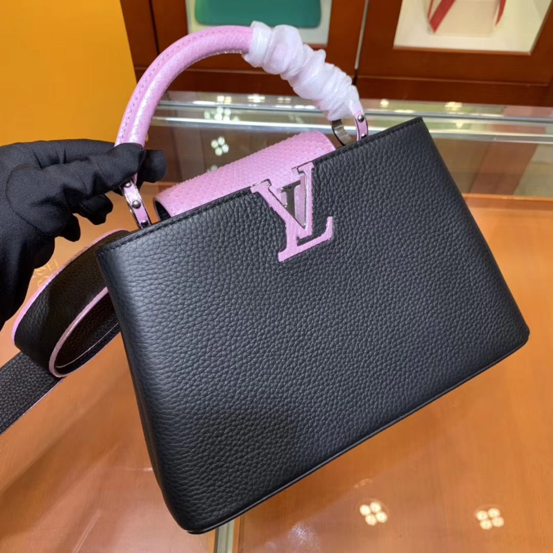 Louis Vuitton Cappucines 27 cm