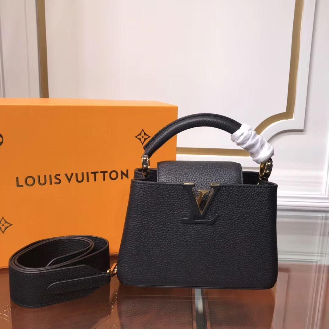 Louis Vuitton Cappucines Mini 21 cm