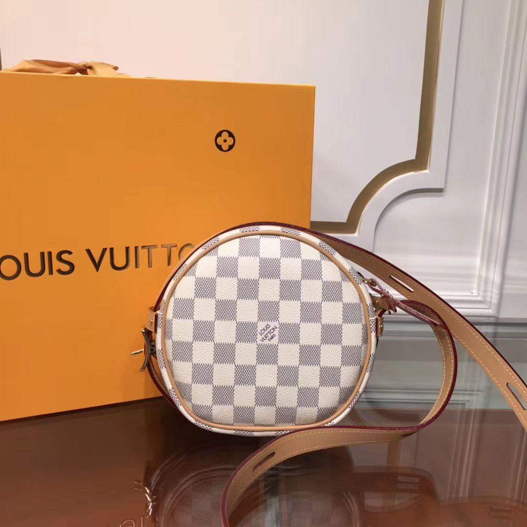 Louis Vuitton Boite Chapeau Souple
