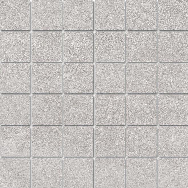 DD2003/MM | Декор Про Стоун серый светлый мозаичный