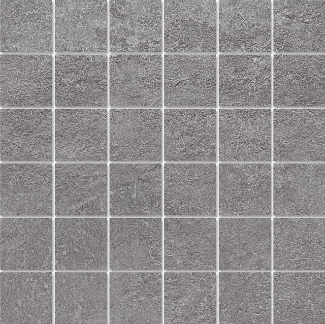 DD2005/MM | Декор Про Стоун серый темный мозаичный