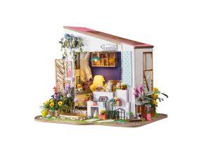 Набор для создания интерьера в миниатюре(Румбокс) «Прекрасная веранда» 203X271X220.