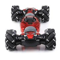 Машинка-перевёртыш с управлением жестами Champions MAX 40 см (цвет красный)_3