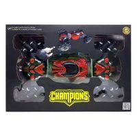 Машинка-перевёртыш с управлением жестами Champions MAX 40 см (цвет красный)_5