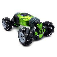 Машинка-перевёртыш с управлением жестами Champions MAX 40 см (цвет зелёный)_2