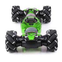 Машинка-перевёртыш с управлением жестами Champions MAX 40 см (цвет зелёный)_6