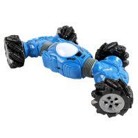 Машинка-перевёртыш с управлением жестами Champions Climber 32 см (цвет синий)_5