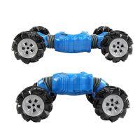 Машинка-перевёртыш с управлением жестами Champions Climber 32 см (цвет синий)_3