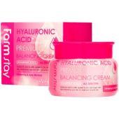 Балансирующий крем с гиалуроновой кислотой FarmStay Hyaluronic Acid Premium Balancing Cream