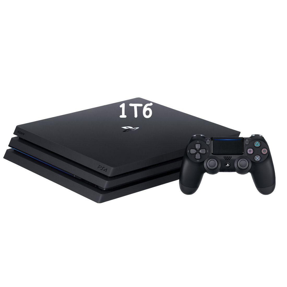 Sony PlayStation 4 Pro 1Tb ( CUH-7216B )