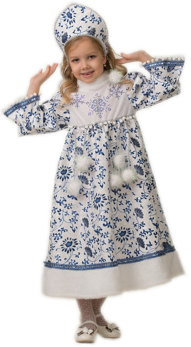 Детский костюм Снегурочки Ледянки