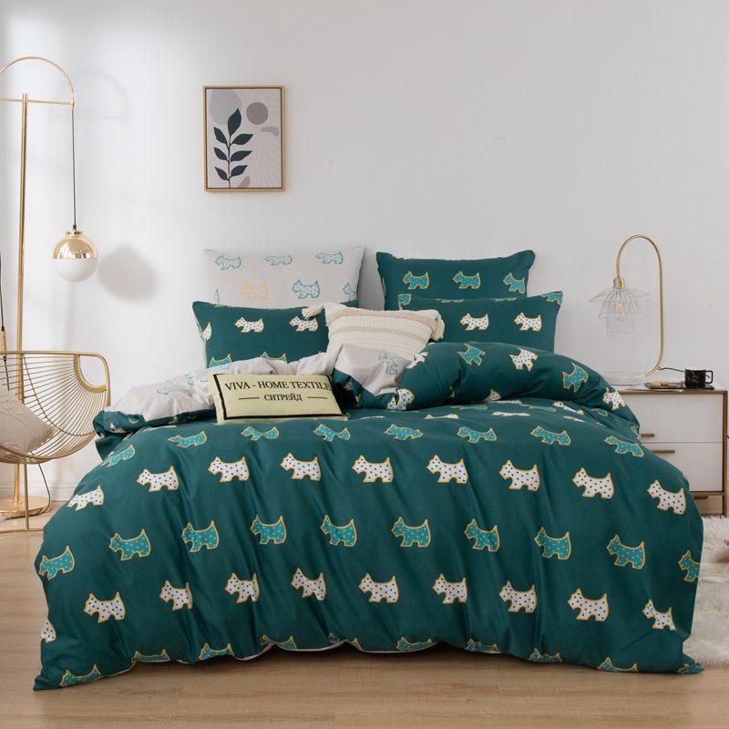 Постельное белье Модное 2 спальный CL066