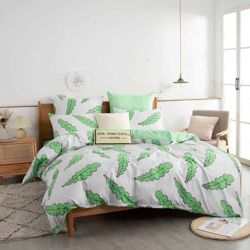 Постельное белье Модное 2 спальный CL073