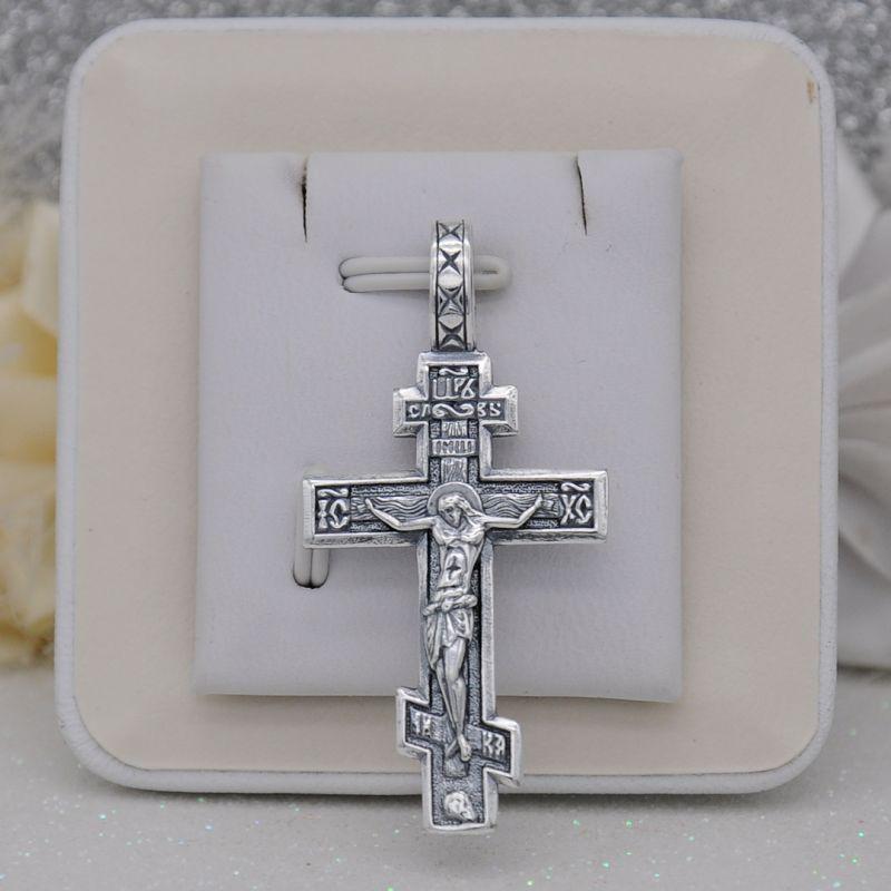 Православный крестик Арт. Ку329