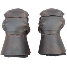 Варежки кожаные HEMA (пара)