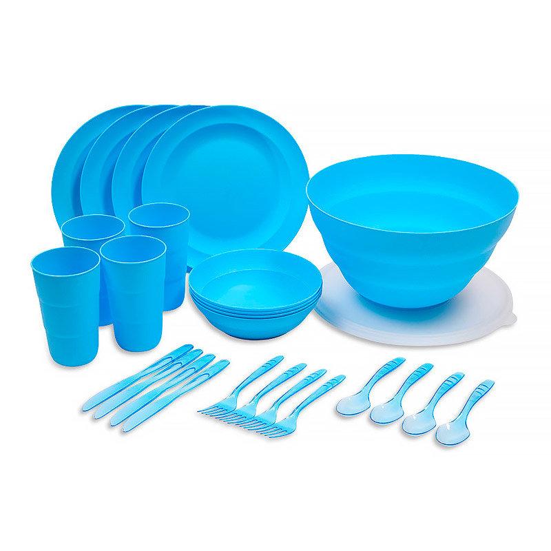 Набор посуды для пикника Dosh | Home Virgo 700120