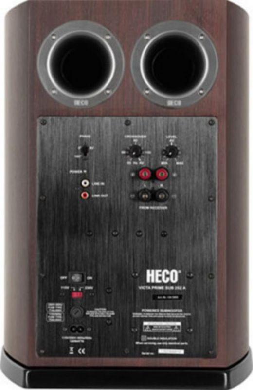 Сабвуфер HECO Victa Prime Sub 252 A