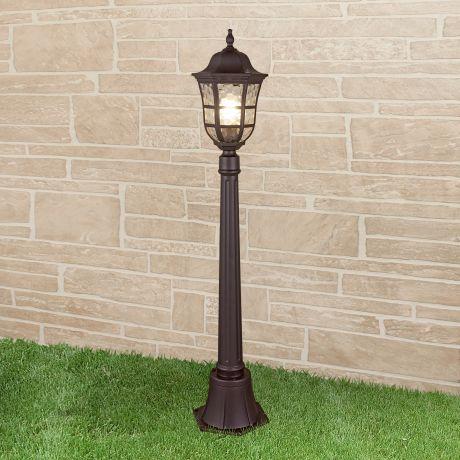 GL 1013F / Светильник садово-парковый Dorado F кофейное золото (GL 1013F)