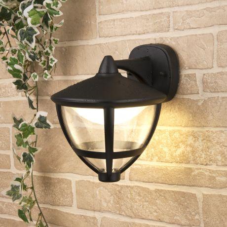 GL LED 3001D / Светильник садово-парковый со светодиодами Gala D черный (GL LED 3001D)