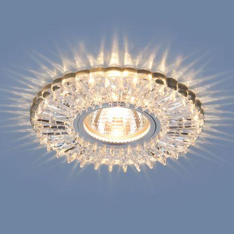 2204 MR16 / Светильник встраиваемый CL прозрачный