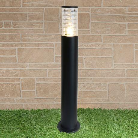 1507 TECHNO / Светильник садово-парковый черный