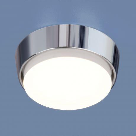 1037 GX53 СН / Светильник накладной хром