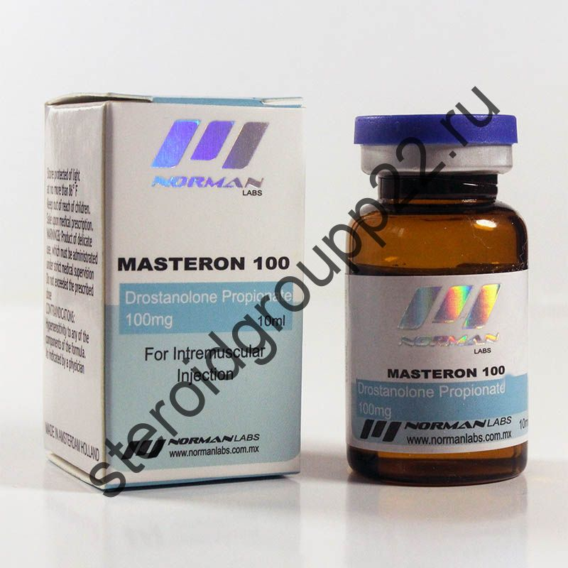 MASTERON 100 (NORMAN LABS). 100mg/ml 10ml * 1 флакон