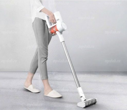 Ручной пылесос Xiaomi Mijia Handheld Wireless Vacuum Cleaner 1C (SCWXCQ02ZHM)