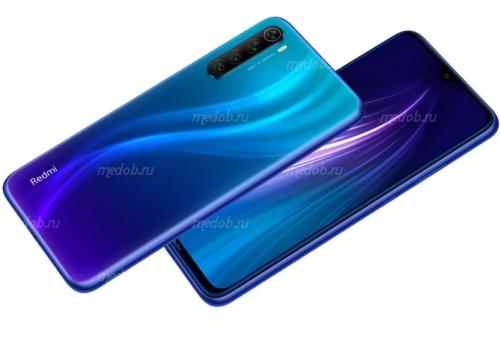 Смартфон Xiaomi Redmi Note 8 4/128GB Blue EU (Global Version)