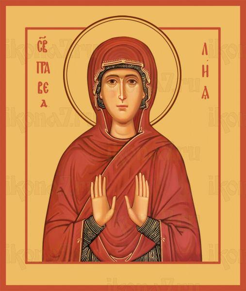 Икона Лия праведная праматерь