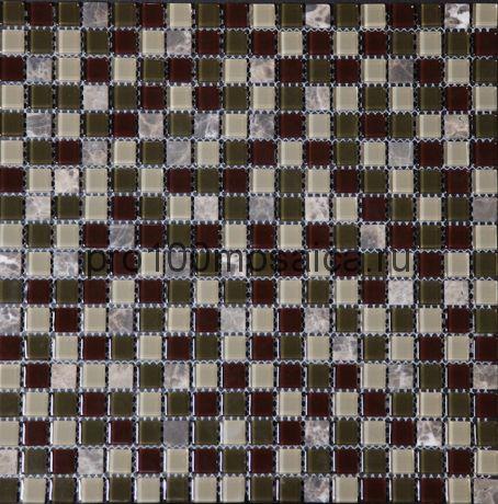 GS4117. Мозаика серия GlasStone,  размер, мм: 300*300*4 (IMAGINE.LAB)
