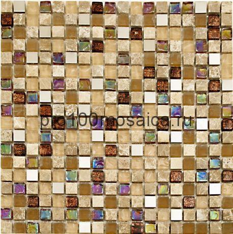 HS0374. Мозаика серия GlasStone,  размер, мм: 300*300*8 (IMAGINE.LAB)