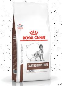 Роял канин Gastrointestinal Low Fat для собак (Гастронтестестинал Лоу Фэт)