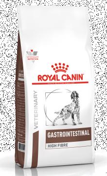 Роял канин Гастроинтестинал Хай Файбр для собак (Gastrointestinal High Fibre canine) 2кг.