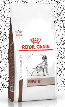 Роял канин Гепатик ХФ16 для собак (Hepatic HF16 canine)