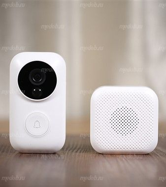 Умный звонок Xiaomi Zero Intelligent Video Doorbell
