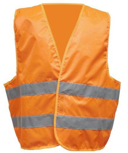 Жилет сигнальный оранж, со световозвращающими элементами, размер XXL