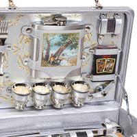 Набор для пикника в чемодане Стиль на 4 персоны 240967 фото3