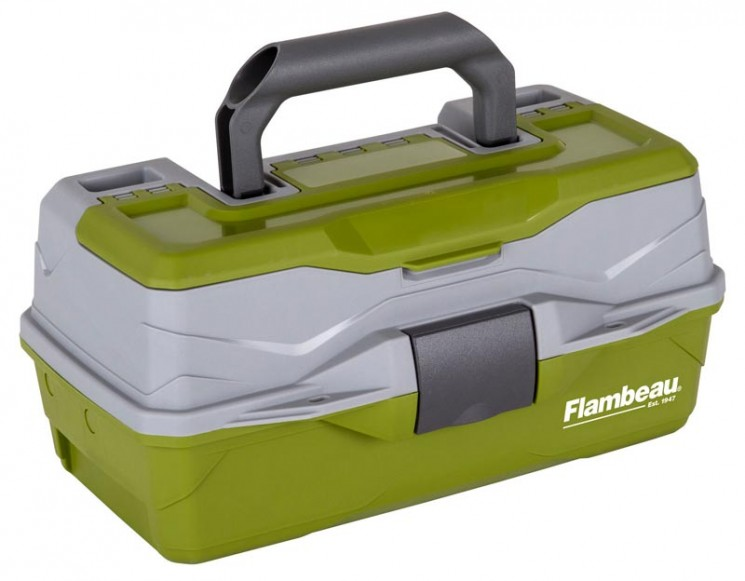 Ящик Flambeau 6381TB Upgraded Classic Tray Series