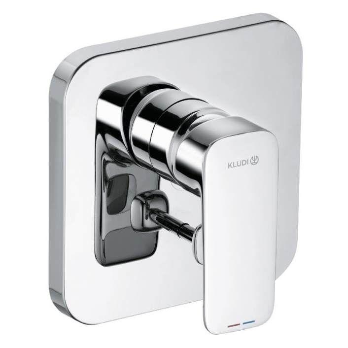 Kludi Pure&Style смеситель для ванны и душа 404190575