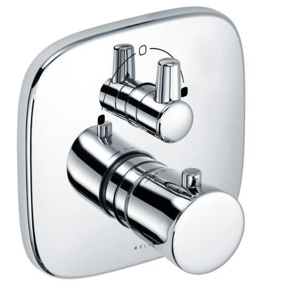 Kludi Ambienta смеситель для ванны и душа 538300575