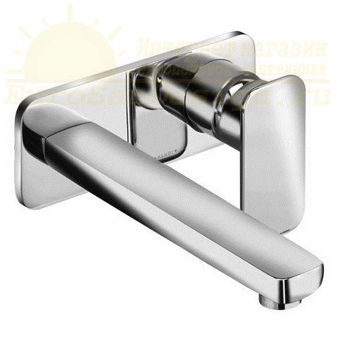 Kludi E2 смеситель для раковины 492450575