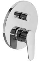 Смеситель Villeroy&Boch O.Novo для ванны TVS10535311061