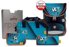 Ранец с наполнением Derdiedas Ergoflex Футбольный мяч 8405090